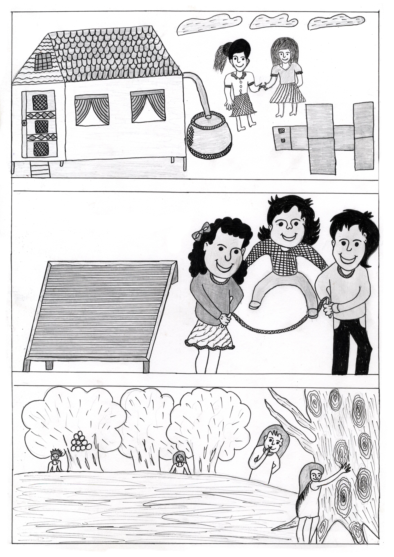 IAC  Comic
