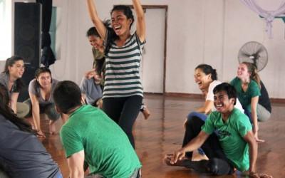 Team Building Workshop at Epic Arts