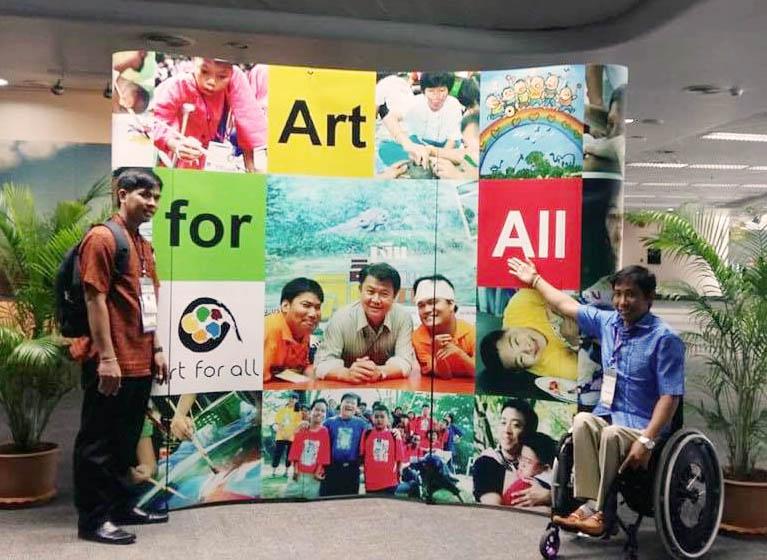 Epic Dancers represent Cambodia at UN Conference